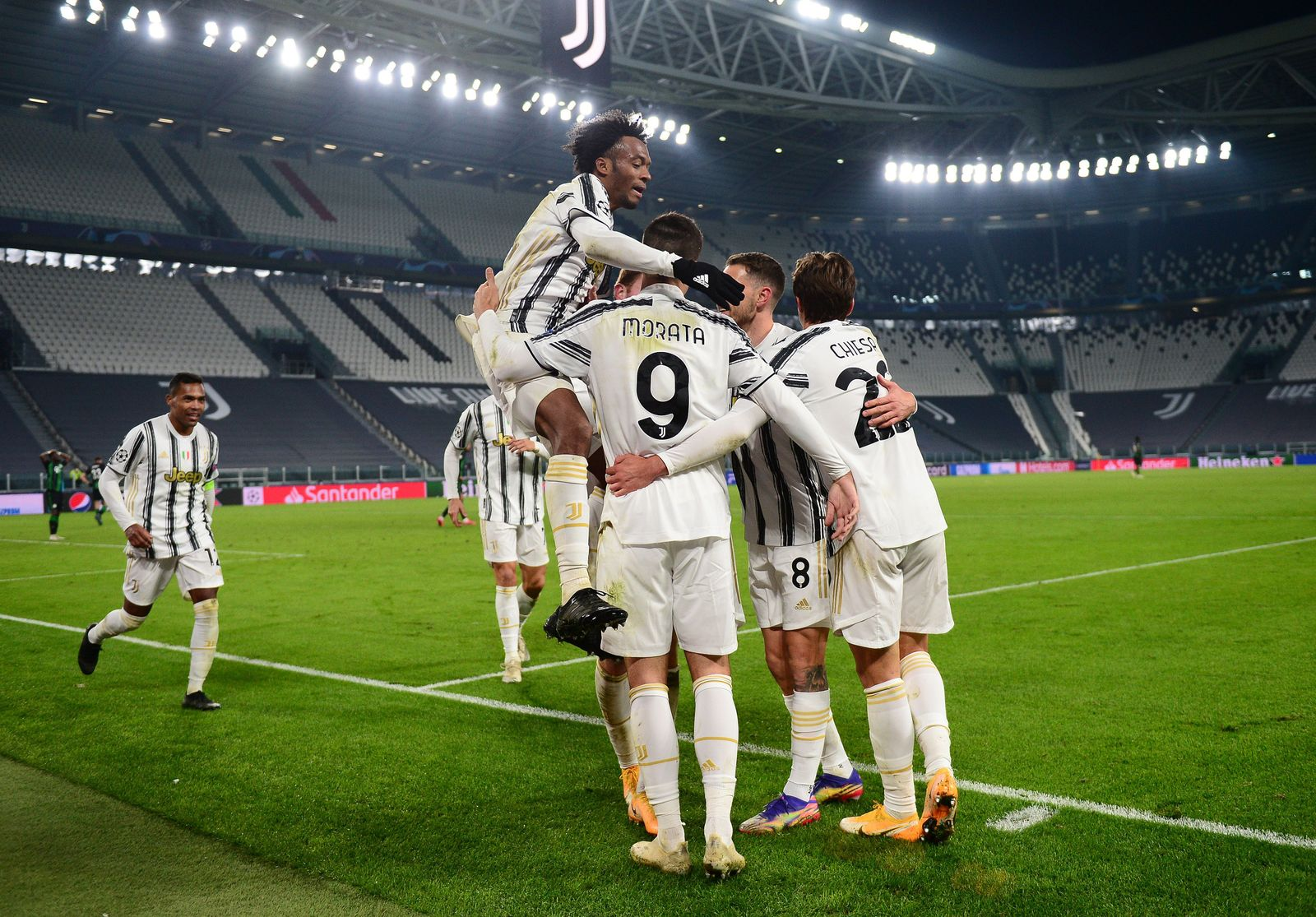 Juventus march into last 16 with 2-1 win over Ferencvaros - International  Champions Cup