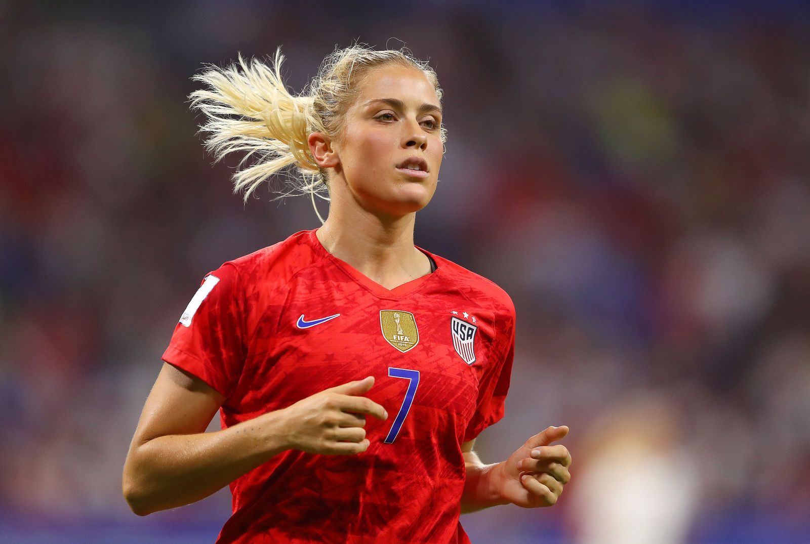 Wonder Women: Abby Dahlkemper overcomes career-threatening health scare to  become one of the world's best - International Champions Cup
